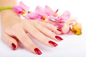 dublin beauty salon shellac nails